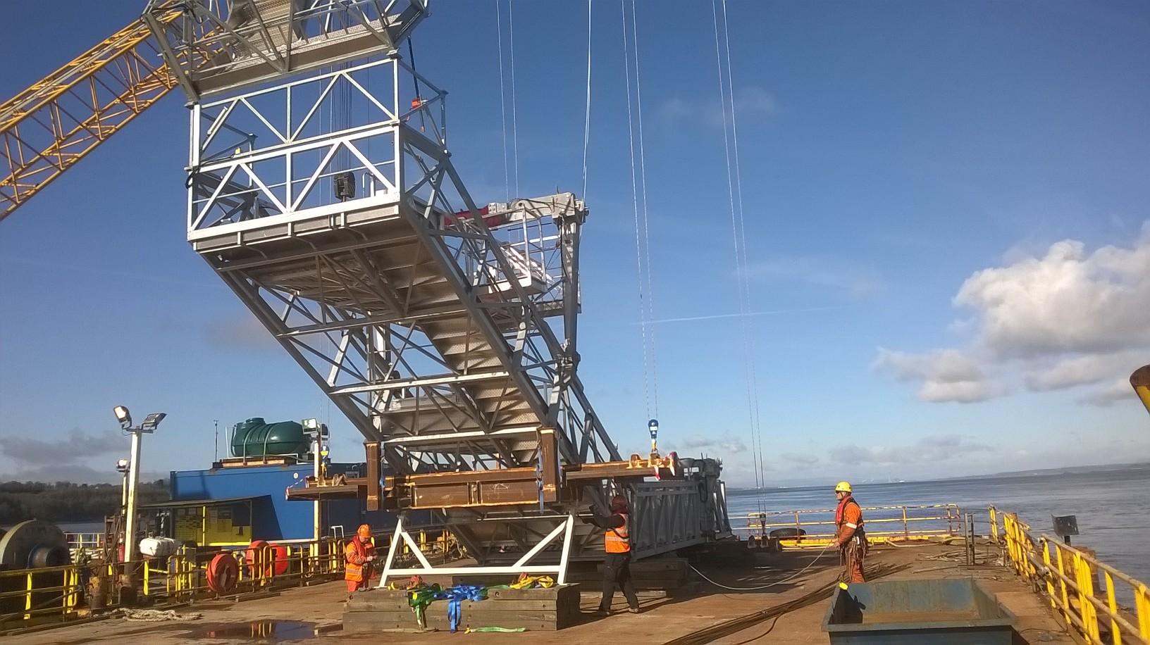 Forth Crossing Bridge Constructors