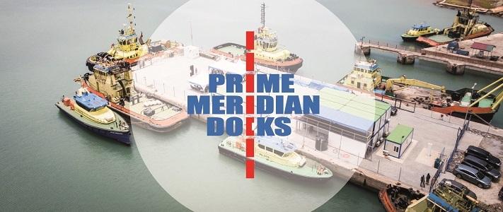 Prime Meridian Docks